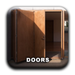 Button Doors